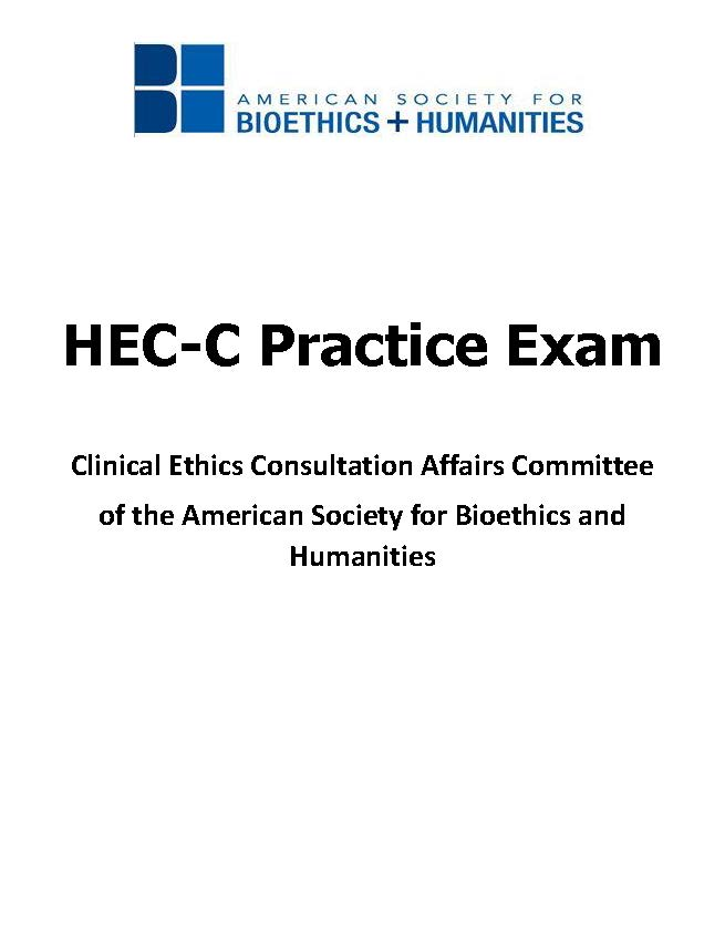 HEC-C Study Resources | ASBH