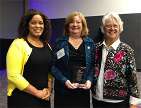 ASBH 2017 cornerstone award ANA center for ethics and human rights