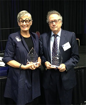 ASBH 2017 myra christopher and steve miles lifetime achievement award